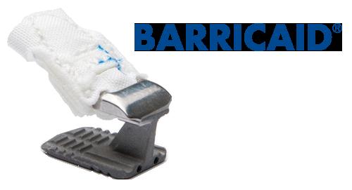 Barricaid en AMCICO 2017 Stand C11