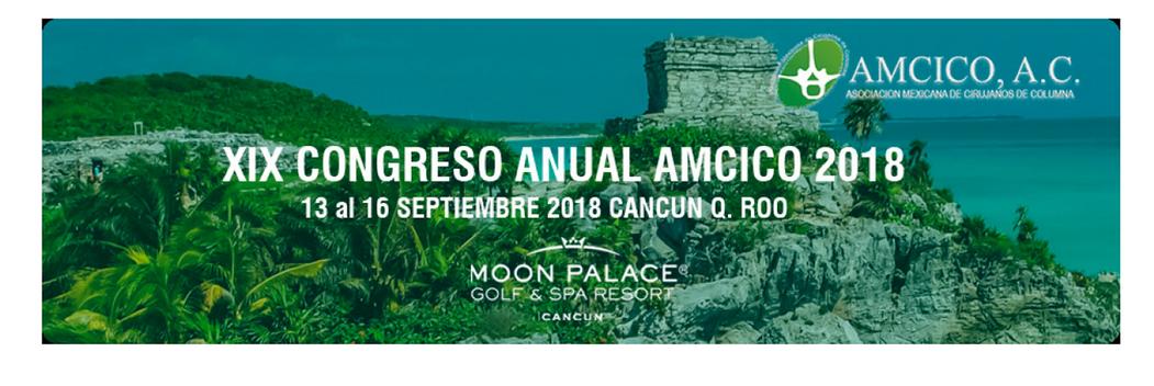 Amcico 2018, AMCICO Cancun